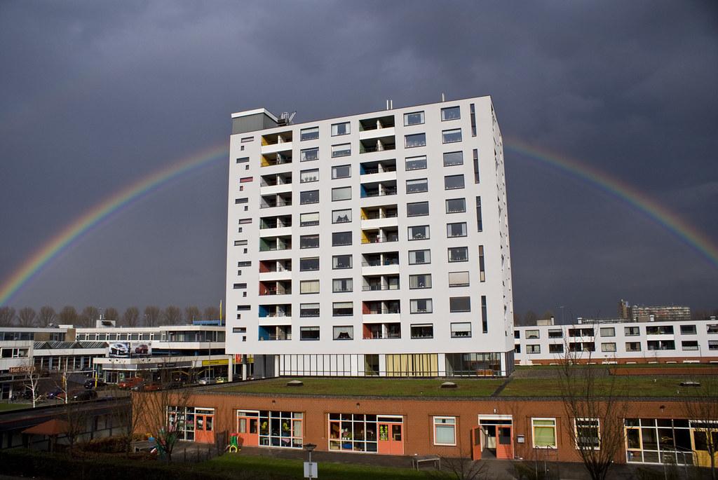 Rainbow Over Lombardijen