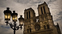 The Smile of Notre-Dame photo by Gilderic Photography