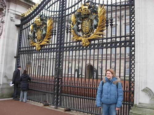 il cancello della regina