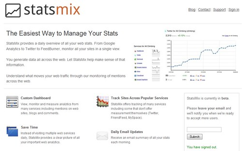 StatsMix