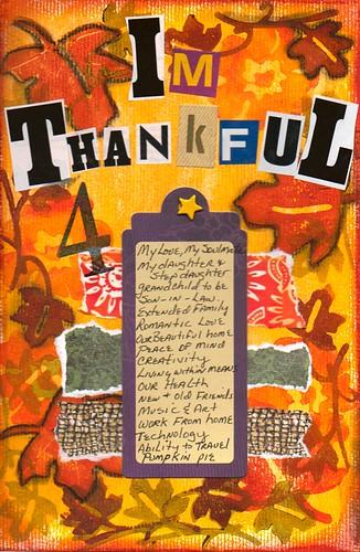 I'm Thankful 4