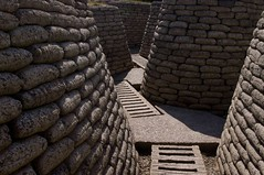 The trenches - Vimy ridge photo by Kaeru Sand