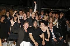 various cast members grange hill cast reunion 2009 photo by Ross Owen