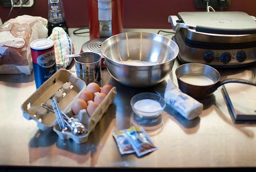 Ingrediënten voor bolus