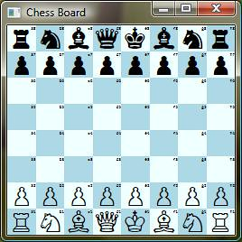 ChessBoard - With ViewBox