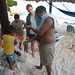 Christmas in Tulum: Vincente Shows Off Day's Catch