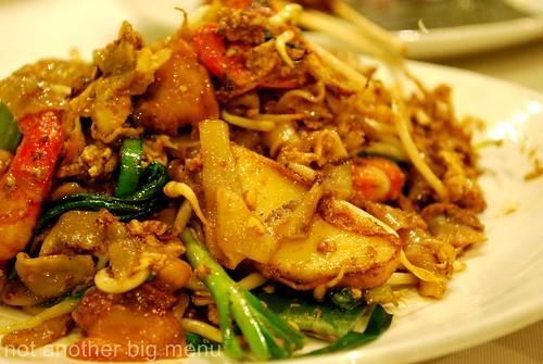 Penang Place, S'pore - Char kuay teow