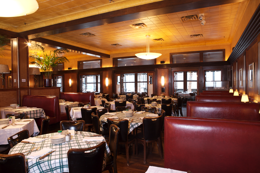 Gibsons Restaurant Downtown Chicago