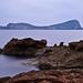 Ibiza - Costa y Tagamago al amanecer