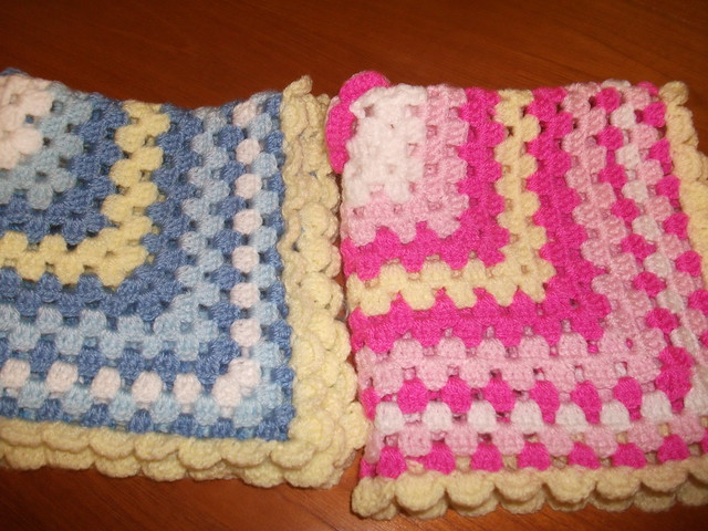 Crochet Pattern For Doll Blanket : Crochet Doll In A Blanket Crochet Guild