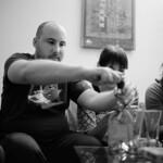 Raclette chez Alex @LXC 19/12/2009