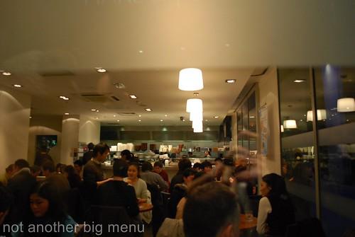 Hare & Tortoise restaurant 2