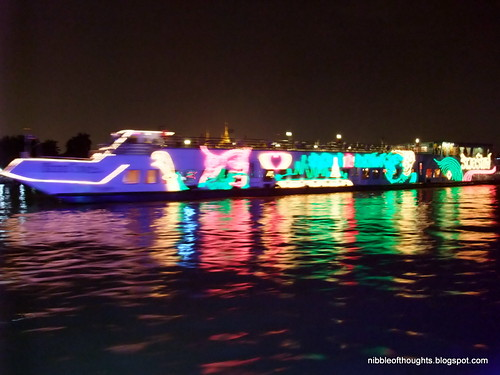 Riverside Night Cruise Ship