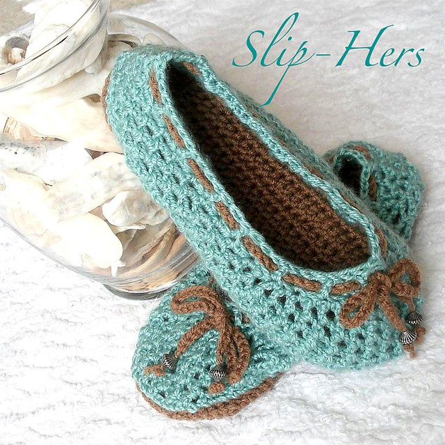 Art of Crochet by Teresa - Crochet Adult Slippers - YouTube