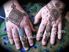 Man Hands. Henna for a gay wedding. photo by HennaLounge