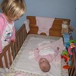 Saying hello to Amy<br/>23 Nov 2009