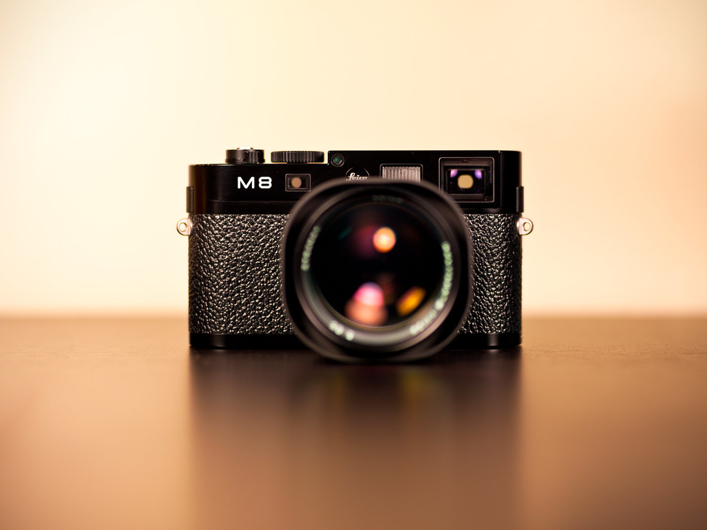Leica M8 (Front)