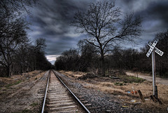 The Ghost Tracks of San Antonio photo by Michael_Underwood