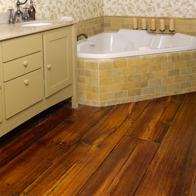 How to Install Glueless Floating Wood Floors