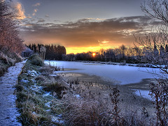 Winter Solstice Sunrise photo by Osgoldcross Photography