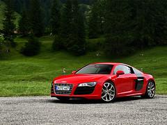 Audi R8 V10 photo by Jan E. Photography