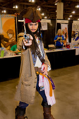 Captain Jack Sparrow photo by Pyrat Wesly