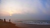 Sunrise @ Puri beach