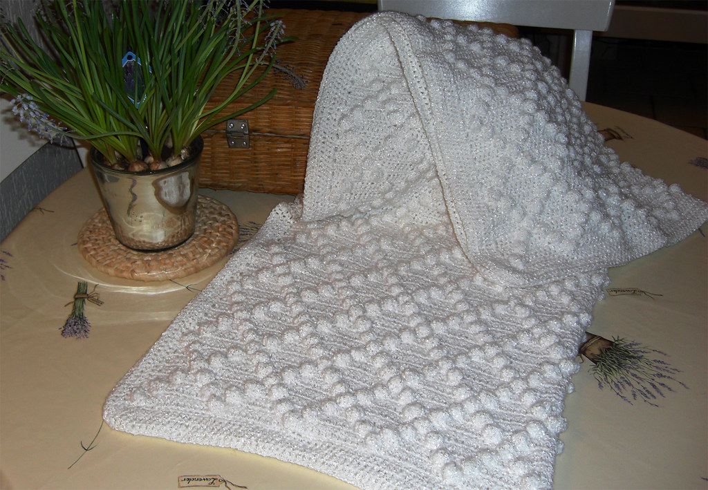 Bobble Baby Blanket Complete