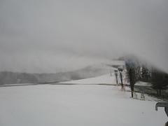 First Snowmaking 09-10 019