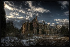 Abandoned Manor House East photo by Romany WG