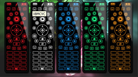 XBMC Virtual Controller by EqUiNox