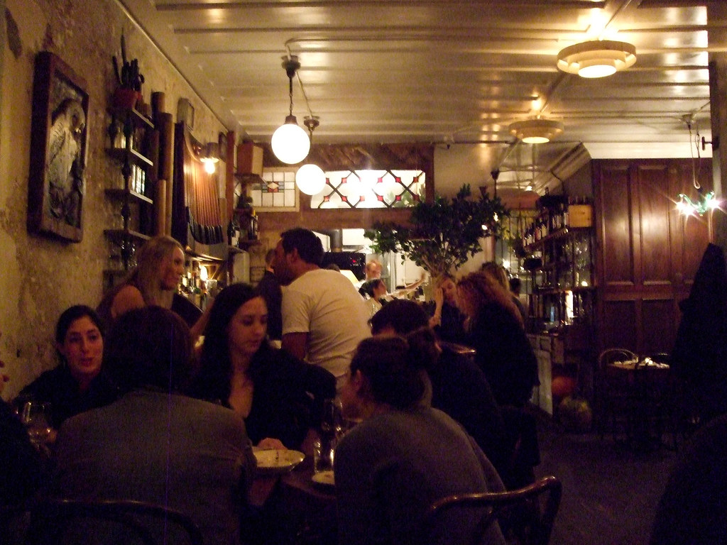 Vinegar Hill House, Interior