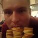 Kris, the Mini Cheddars Poker King!