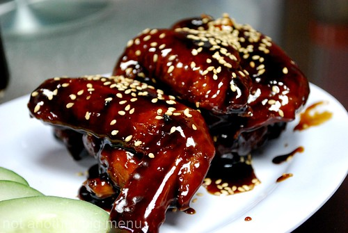 Da Chuan, M'sia - Sweet chicken