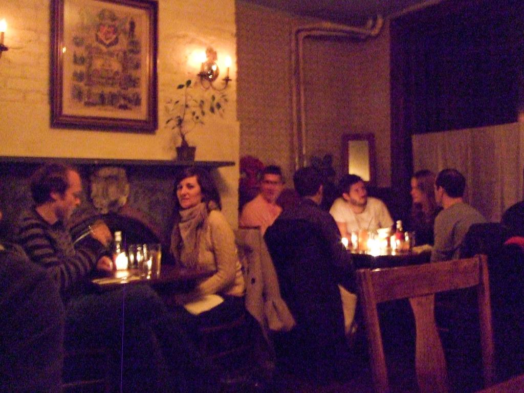 Henry Public, Dining Room