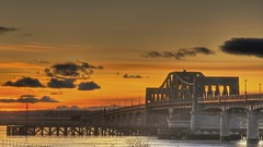 Kincardine Bridge at Twilight photo by bermrunner