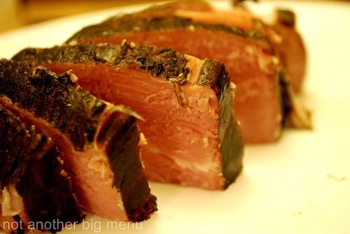 Bavarian black ham 1