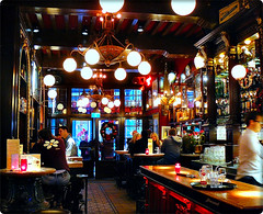 Amsterdam café photo by jackfre2