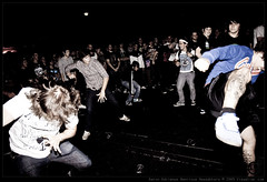 Crazy Mosh Kids photo by Aaron Adrianus Henricus Heesakkers