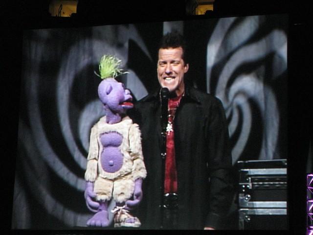 jeff dunham peanut puppet. Jeff Dunham Peanut Puppet