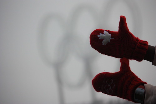 2010 Olympic Mittens