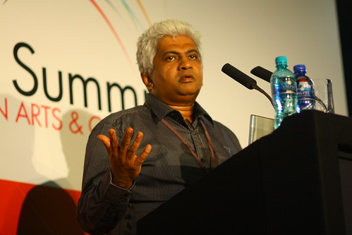 T. Sasitharan (Singapore), 4th World Summit on Arts & Culture