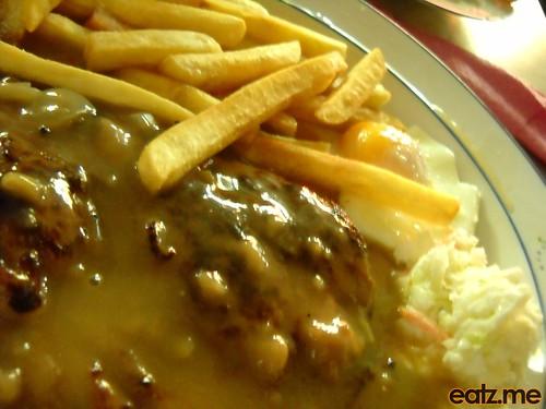 Chicken Grill Near 2@Steven Western [eatz.me]