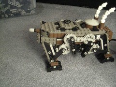 Light Steam Quad-Walker Mk. XXXIX (video) photo by Ɍaillery