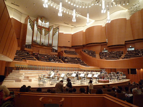 Kitara Concert Hall, Sapporo