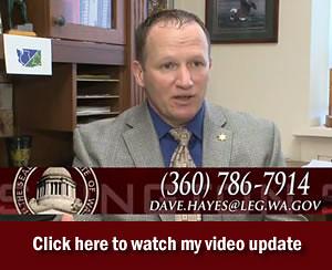 Hayes Video Update
