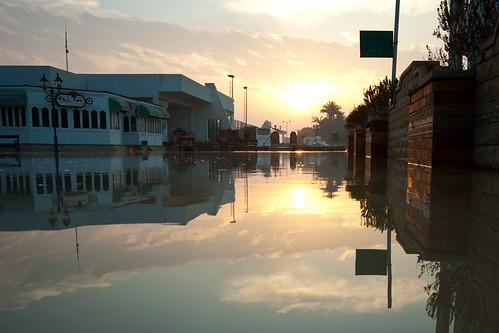 Sinai Flood