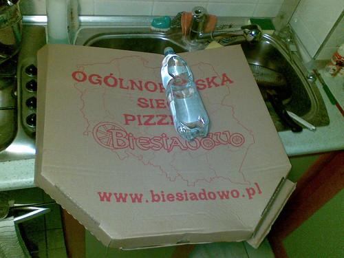 Pizza z Biesiadowa