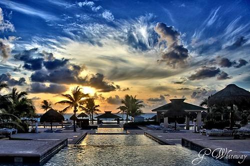 Hilton Resort, Cancun