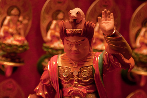 Temple Statue 2